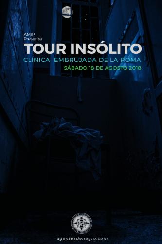 Tour Insolito Clinica Roma